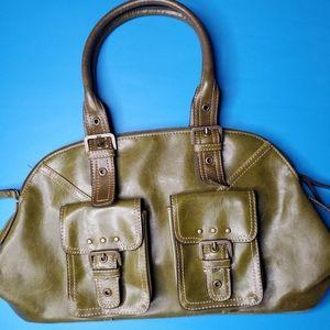 2/$50   Vintage leather purse